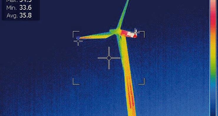 TERMOGRAFIA ENERGIE RINNOVABILI